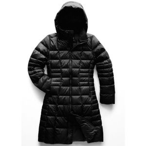 The North Face Women's Metropolis Parka Black 550